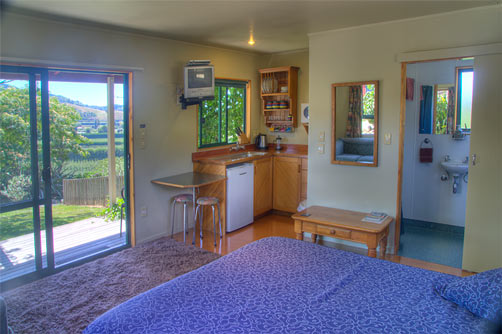 Tasman holiday apartment, Riwaka